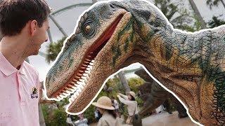 The Last Jurassic Park Ride - Japan