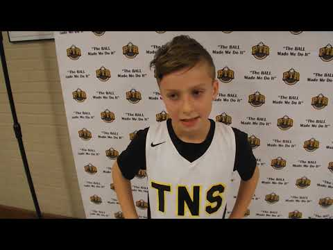 URI Grade 5 Guard from Top Notch Basketball - Pound the Rock League Session 2
