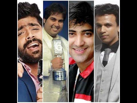 Indian idol all season winners list # best of Indian idol#top 7 Indian idol singer win the season