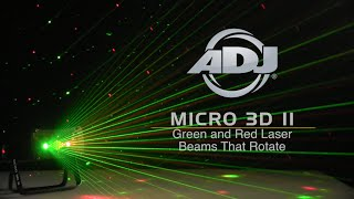 Video ADJ Micro 3D II download MP3, 3GP, MP4, WEBM, AVI, FLV Agustus 2018