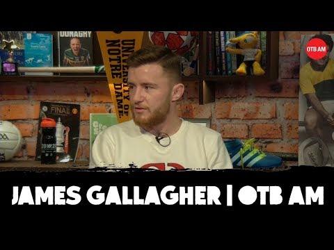 James Gallagher: Panic attacks | Feeling like a world champion | Bellator Dublin announcement