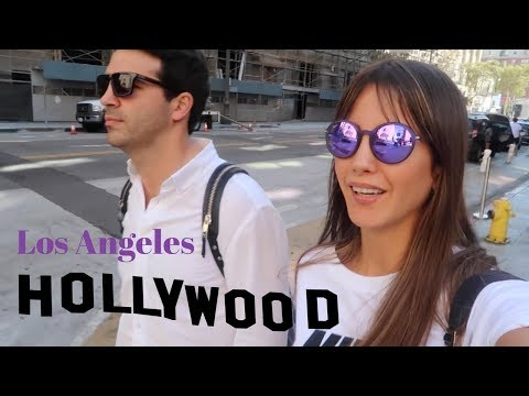 Nos Vamos a L.A.!!! VLOG |Peace and Vogue