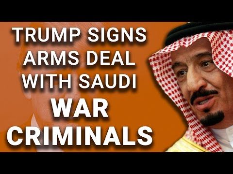 Trump Makes US Complicit in Saudi War Crimes