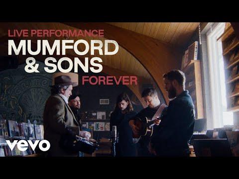 Смотреть клип Mumford & Sons - Forever Ft. Jerry Douglas