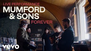 Смотреть клип Mumford & Sons - Forever Ft. Jerry Douglas