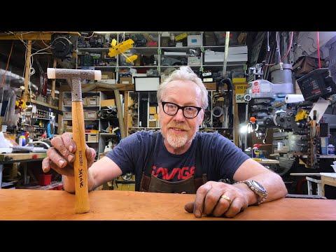 Adam Savage's Favorite Tools: EDC Hammer!