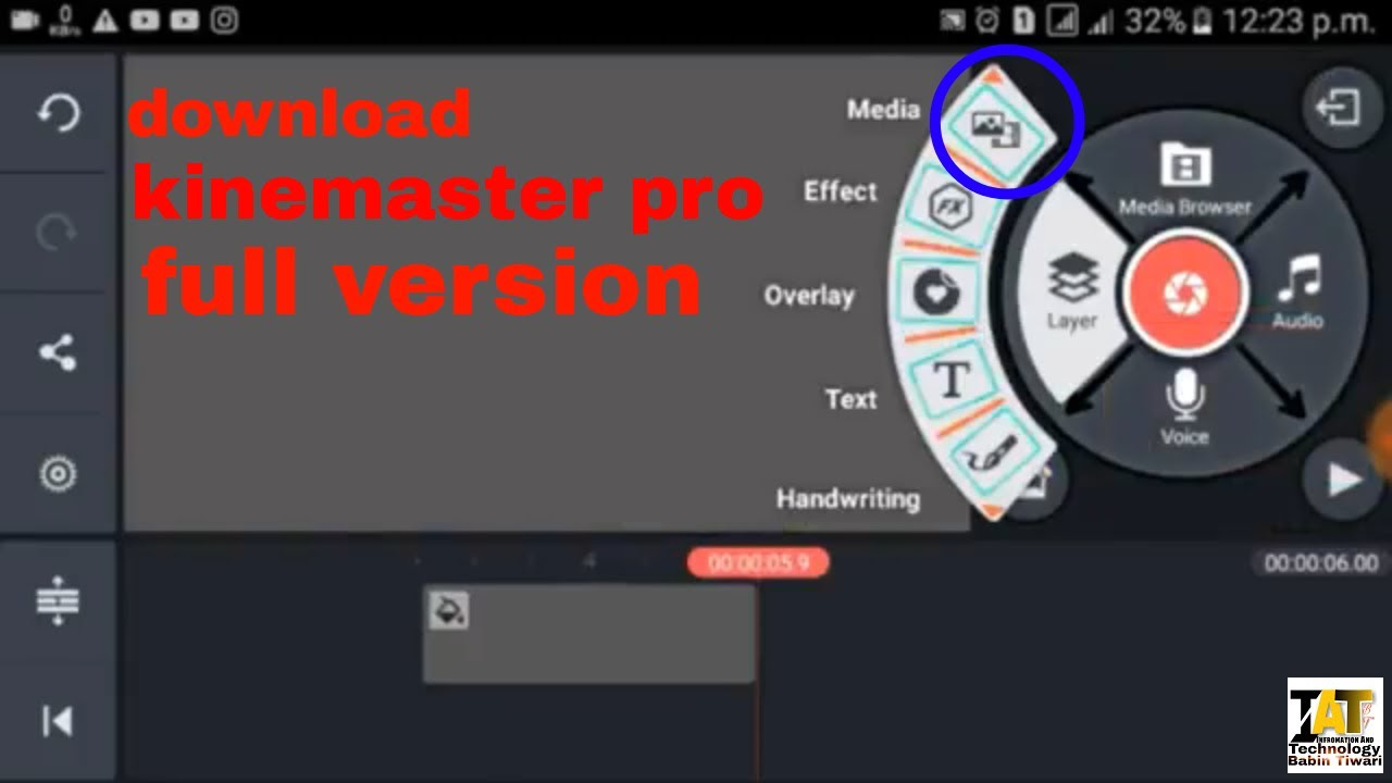 how to download kinemaster pro full version free for android 1017
