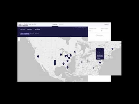 Supply Chain Visibility: Powered by IBM Blockchain