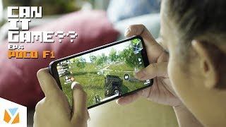 Pocophone Poco F1 Gaming Review: CAN IT GAME?? (Episode 4)