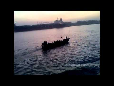 Karnaphuli River| Natural Beauty| Chittagong Port| Patenga| Evening| Chittagong, Bangladesh