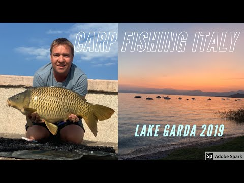 Carp Fishing Italy   Lake Garda 2019