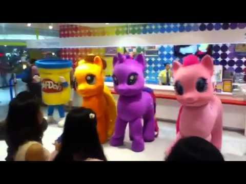 My Little Pony Plus Playdoh Tubby Amp Mr Potato Head Dance