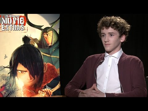 Art Parkinson 'Kubo' talks about Kubo and the Two Strings 2016
