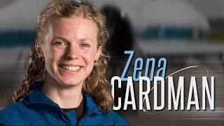 Zena Cardman/NASA 2017 Astronaut Candidate
