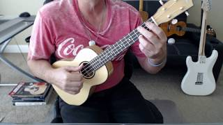 The Righteous Brothers Unchained Melody Ukulele Tab Preview