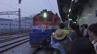 [철도영상] KORAIL 유선형 새마을호 마지막 운행 / 종운식 / 2世代 セマウル号 ラストラン / Saemaul train last run / #1160 (2018.04.30)