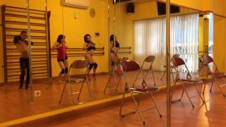 POLE DANCE INDONESIA - JUNKO LAB DANCE