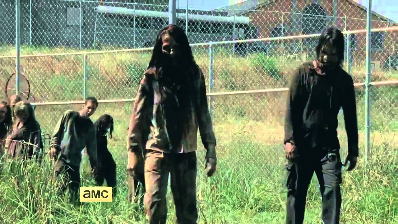 Sitting comfortably? The Walking Dead season 8 mid-season
