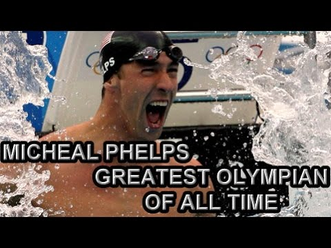 Michael Phelps || Greatest Olympian of all time