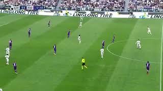 Cristiano Ronaldo VS Fiorentina GOLAZO