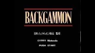 All Nintendo Music HQ ~ Vol. 83 - Backgammon : 1 - Title