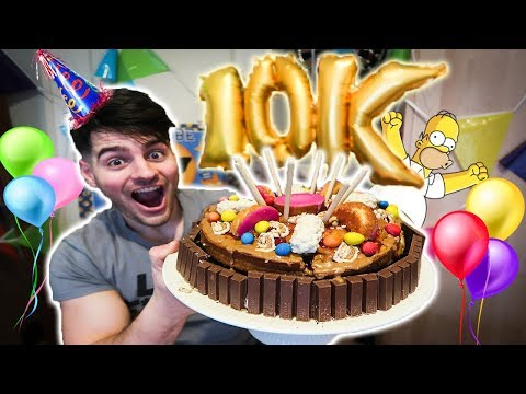 10,000 SUBSCRIBERs SPECIAL VIDEO! (Extended version)