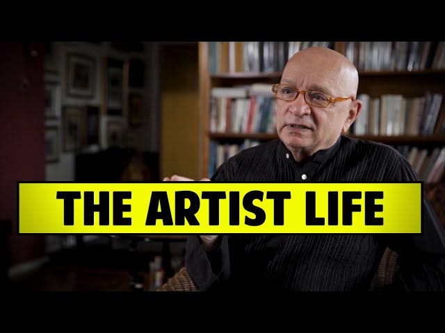 Being An Artist Is Lonely - Dr. Ken Atchity