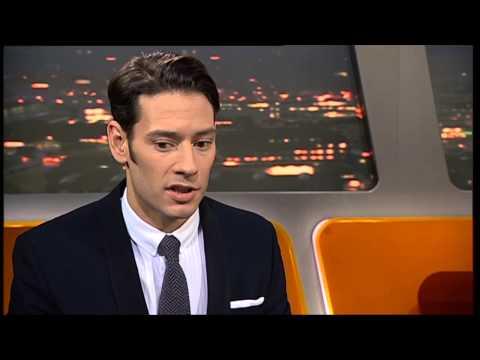 Il Divo - Urs Bühler - Interview Tele-Zürich - 27.11.2012