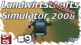 Wunschbox #9 Landwirtschafts Simulator 2008 LS08 Classic so fing alles an deutsch HD Lets Play