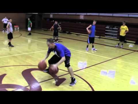 NBA Champion Mario Chalmers - Micah Lancaster Basketball Camp