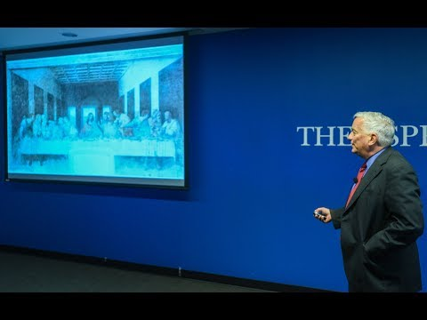 "Book Talk with Walter Isaacson on ""Leonardo Da Vinci"""
