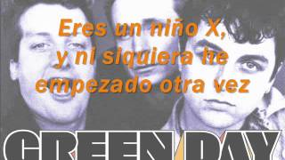 Green day- X-Kid- (Traducida al español)