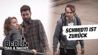 Schmidti erfährt von Krätzes Flucht #1795 | Berlin - Tag & Nacht