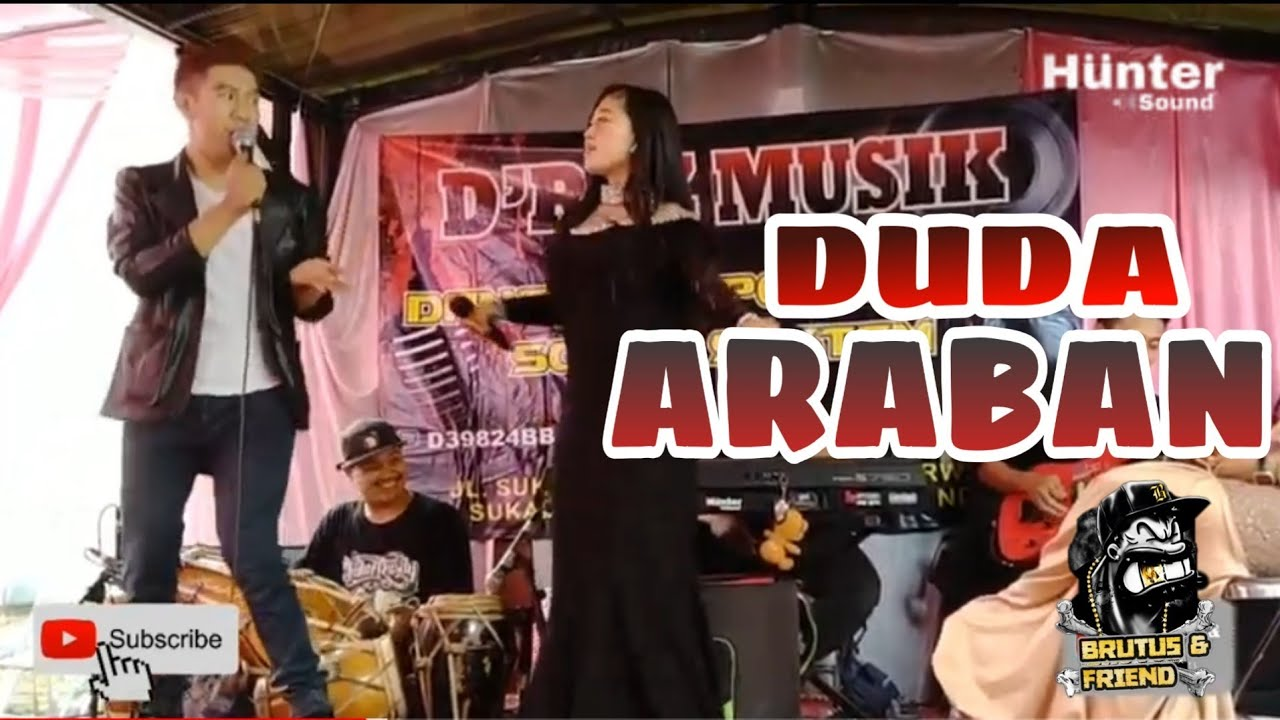 Duda Araban D Rez Musik Miss Izma Bareng Hunter Sound Youtube