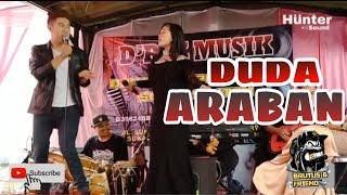 Duda Araban D Rez Musik Miss Izma Bareng Hunter Sound Youtube