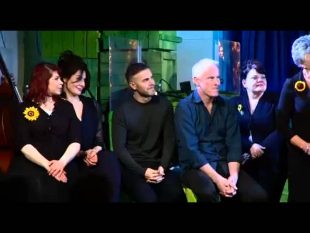 Gary Barlow and Tim Firth team up to launch new musical The Girls