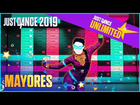 Just Dance Unlimited: Mayores by Becky G   Official Track Gameplay [US]