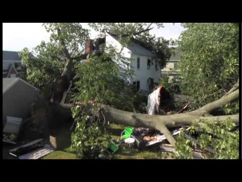Storm Damage in Cranston, RI