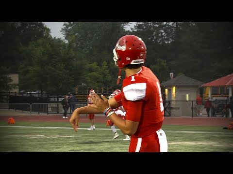 Hinsdale Central vs. Naperville Central, Football // 08.24.18
