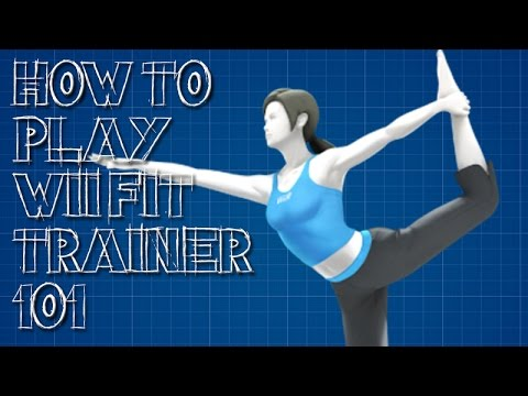 HOW TO PLAY WII FIT TRAINER 101