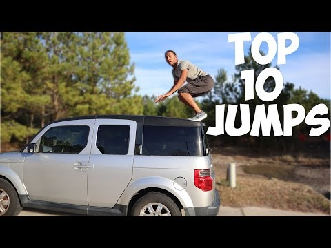 Top 10 Greatest Jumps Ever Done
