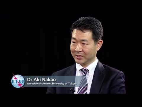 Dr Aki Nakao, Associate  Professor, University of Tokyo - Interview