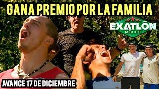 GANAN FORTALEZA Y Se Queda con PREMIO Avance 17 de Diciembre Exatlón México