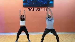 Ozuna - Coméntale Feat. Akon   Coreografía fitness