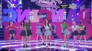 HD Dancing Queen - Mirrored Dance Version - Girls' Generation