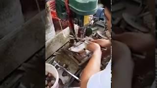 tham quan một xưởng làm đá trang sức tại việt nam