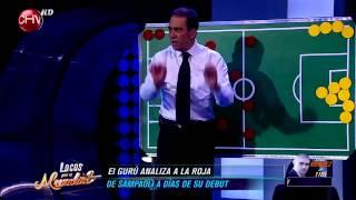 """Baixar El """"Gurú"""" Bonvallet analizó el plantel de La Roja que viajará a Brasil - Locos por el Mundial"""