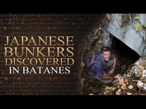 Yamashita Philippines - Bunkers Discovered
