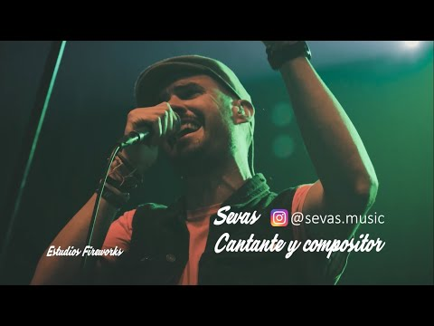 Sonrisas - Sevas // Videoclip Oficial Versión De Directo Extendida ACME ROCK Musica Rock En Español