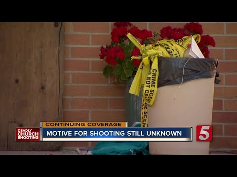 Investigation Continues Into Deadly Church Shooting